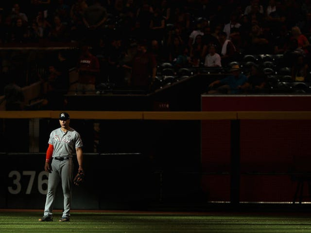 For Now, It Looks Like Giancarlo Stanton Will Either Be A Cardinal Or A Giant