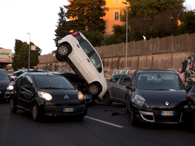 These Are the Most Unbelievable Moments You've Experienced Behind the Wheel