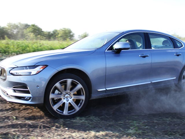 The 2018 Volvo S90 Is The Thoughtful Luxury Sedan