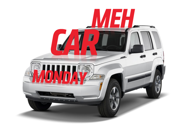 Meh Car Monday: The Jeep Liberty, Because Even An Icon Can Make Meh
