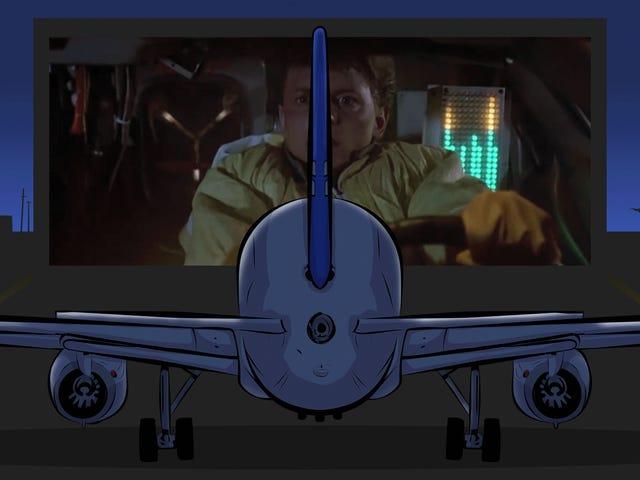 Es sollte Kinos in Flughäfen geben