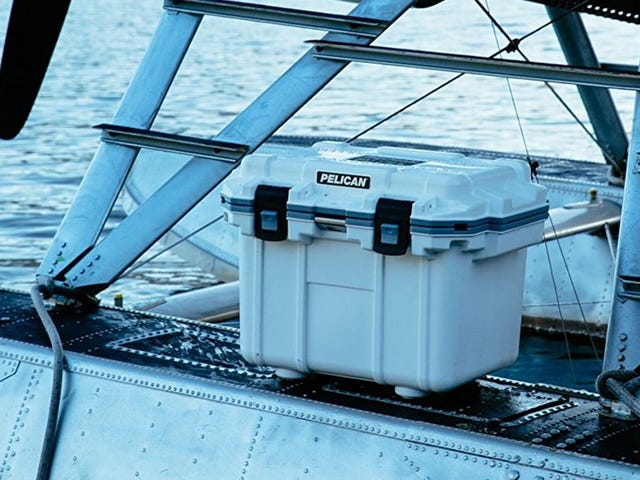 These Discounted Pelican Coolers Keep Ice Frozen For Over a Week