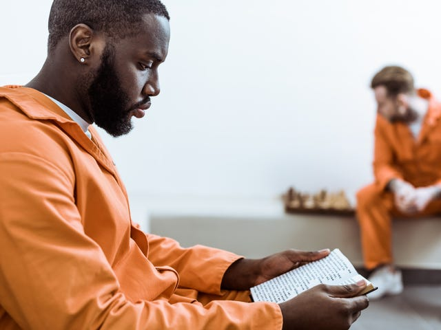 An Arizona Prisoner Was Sent a Book Critical of the Criminal Justice System. Now, the State Has Banned It