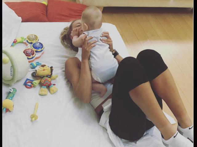 Victoria Azarenka zegt dat ze misschien Amerikaanse open kan missen als gevolg van de bewaring van het kind