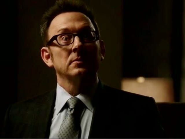 Finch Learns A Very Different Way To Hack Reality On <i>Person Of Interest</i>