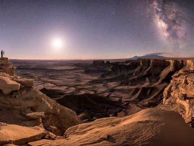 Zie de Glorious Winnaars van de 2018 Astronomy Photographer of the Year Contest