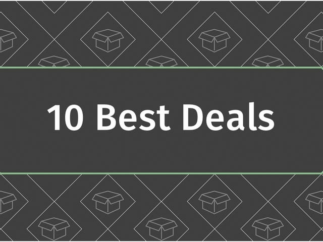 The 10 Best Deals of May 21, 2018