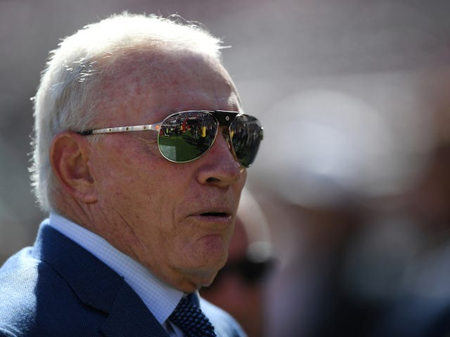Jerry Jones The Owner Might Want To Have A Word With Jerry Jones The GM
