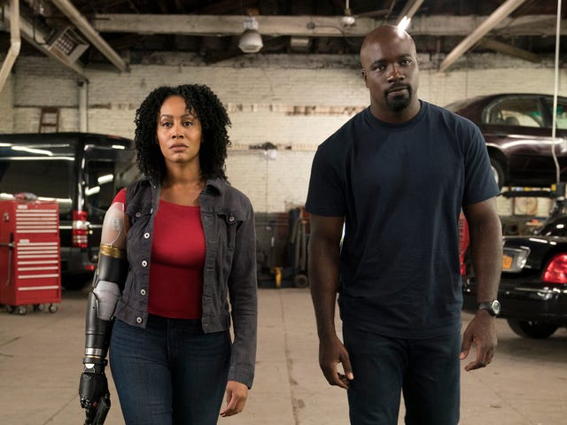 Luke Cage's Simone Missick Has Joined Altered CarbonSeason 2
