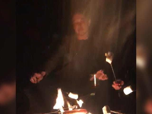This Halloween, Dress Up Like Elon Musk Singing Johnny Cash Around a Campfire