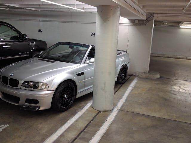 Cliché Alert: BMW Driver (Parker) Edition