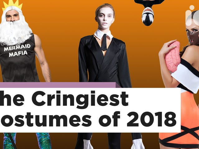 These Are 2018's Most Baffling 'Sexy' Halloween Costumes