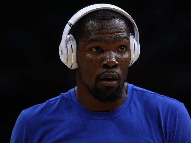 Kevin Durant Says Sleepiness Made Him Send Bad Tweets