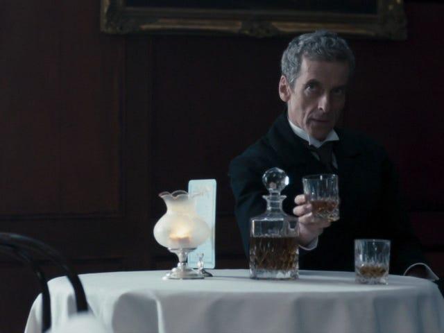 Dokładny moment, kiedy Peter Capaldi wygrał nas jako dwunastego lekarza