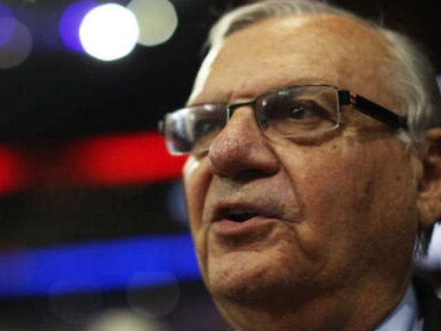 Sheriff Joe Arpaio and the Stench of Opportunism