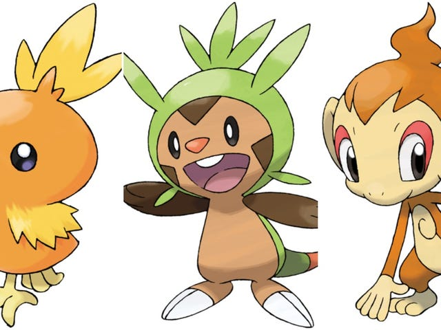The Cutest Pokémon Starters According To Fans In Japan