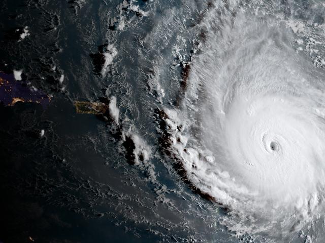 飓风伊玛如何变成这样一个怪物