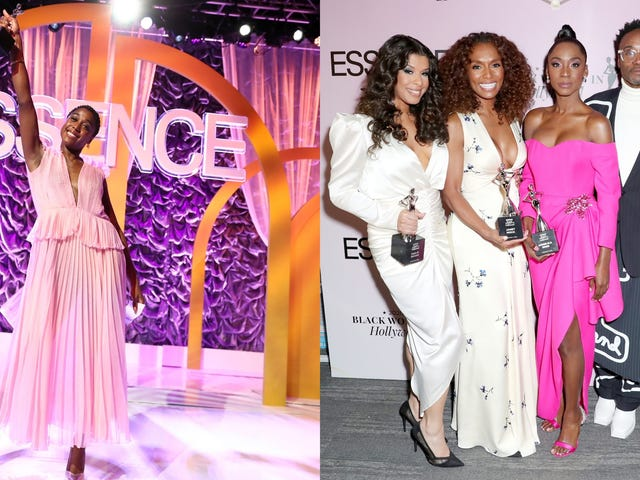 'We Are the Table': Ich habe zum ersten Mal an der Essence Black Women in Hollywood Luncheon teilgenommen und es war Magie