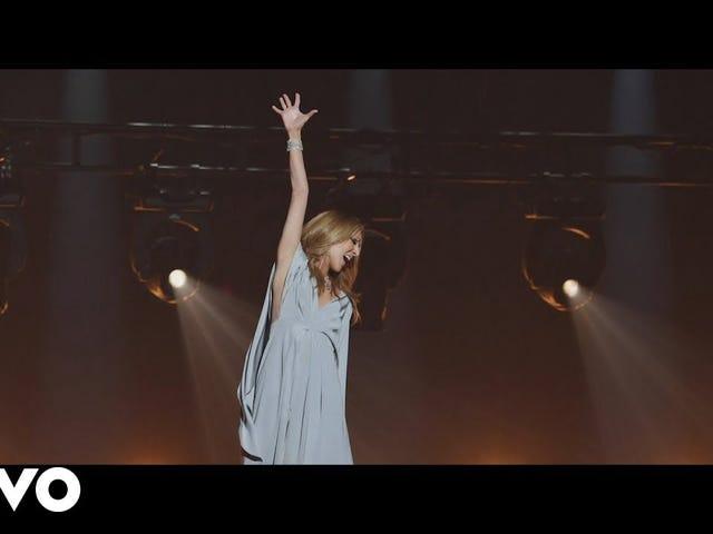 Celine Dion Ft. Deadpool