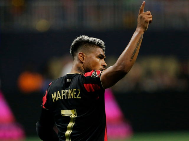 Josef Martínez Adds Two More MLS Scoring Records To His Growing Collection