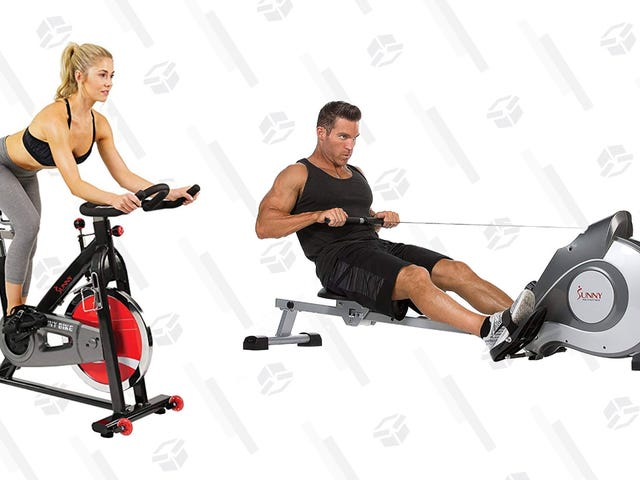 Build Your Own Home Gym and Get Up to 20% On Select Lifestyle Equipment and Essentials