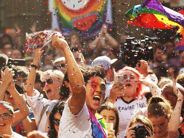 Australia Just Legalized Same-Sex Marriage