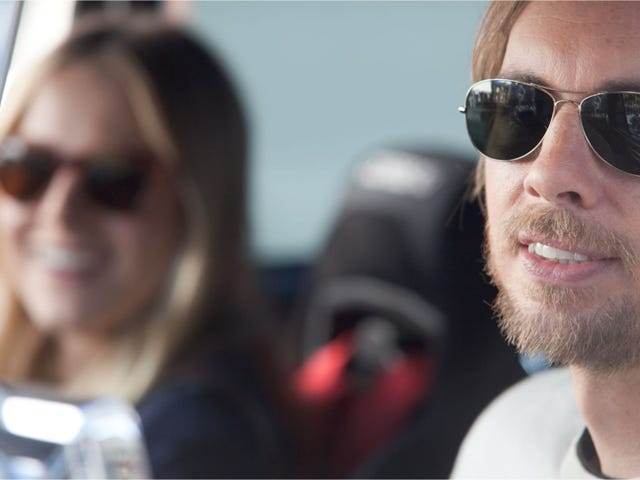 Sloth Enthusiast Dax Shepard Is Driving In The Mint 400 Desert Race