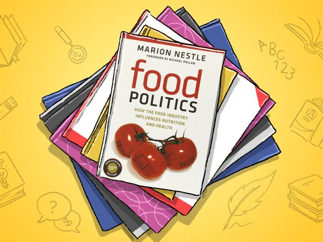<em>Food Politics</em>Shows You How Your Sausage Is Made