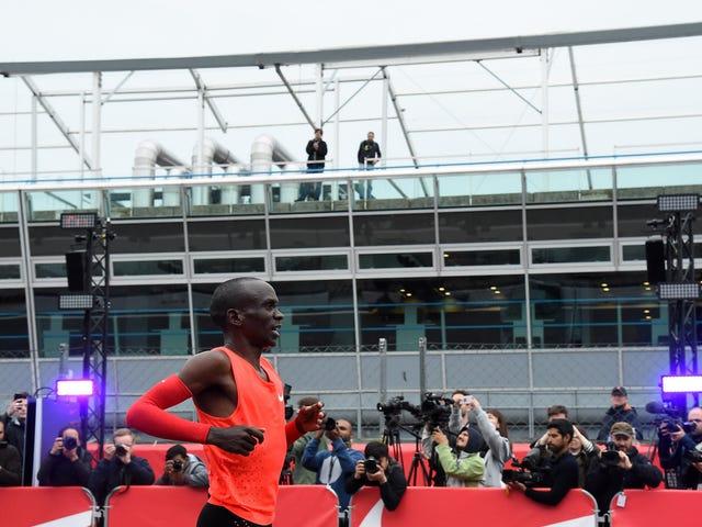 Nike's Two-Hour-Long Eliud Kipchoge Documentary Was Beautiful