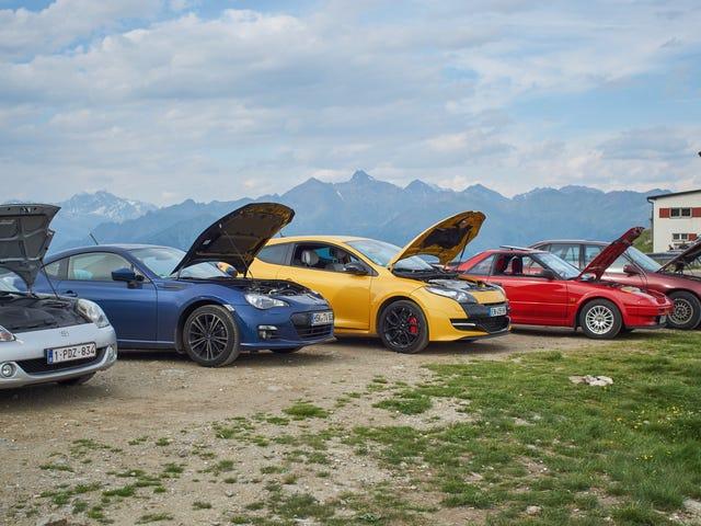 Europpomeet Alps edition
