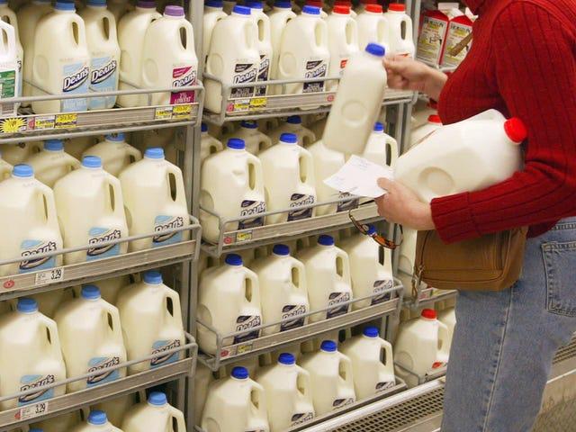 Στο Long Last, το γάλα ακυρώνεται