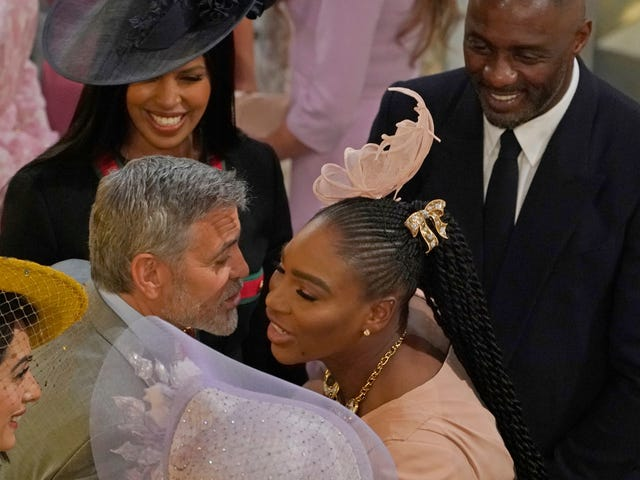 Serena's Grand Slam: How the GOAT Switched It Up for the Royal Reception
