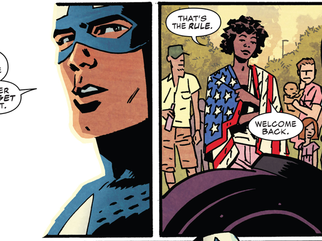 Captain America #695 is Required Reading