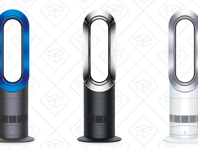 Get Blown Away By This Discounted Dyson Fan/Heater