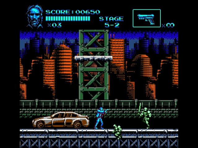This fake John Wick NES game looks far too easy
