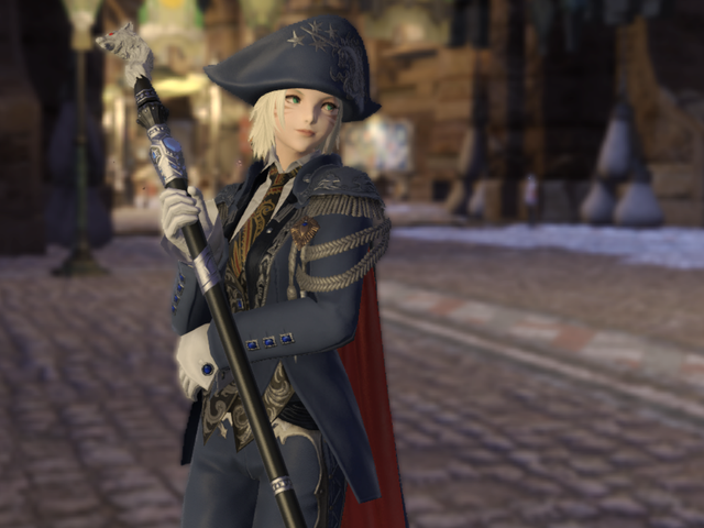 Final Fantasy XIV's New Blue Mage Class Is Limited But Fun