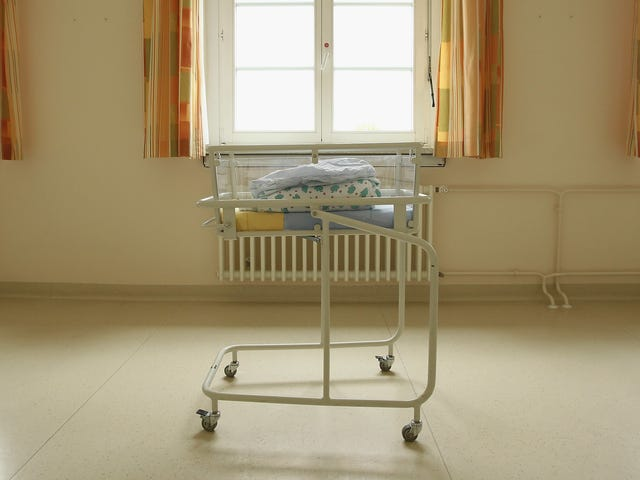 The Disappearing Rural Maternity Ward