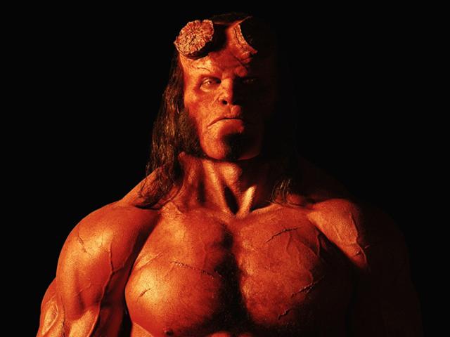 Nuestro primer vistazo a David Harbor como el nuevo Hellboy
