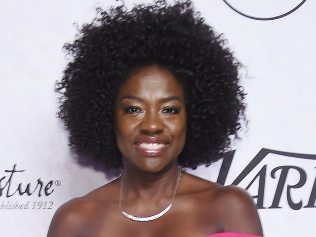 Can We Talk? Viola Davis Speaks of Survival at the Power of Women Luncheon