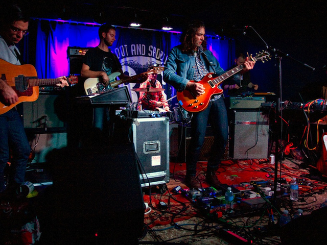 Ned's Music Corner: The War on Drugs