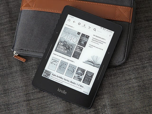 Looks Like the Kindle Voyage Has Reached the End of Its Journey