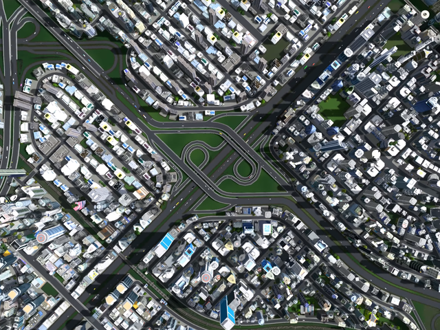 Cinematic Tours of <i>Cities: Skylines </i>Megacities Are So Relaxing