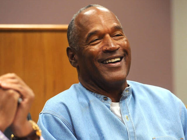 OJ Simpson Is Living Free and Without Care 25 Years After Deaths of Nicole Simpson and Ron Goldman