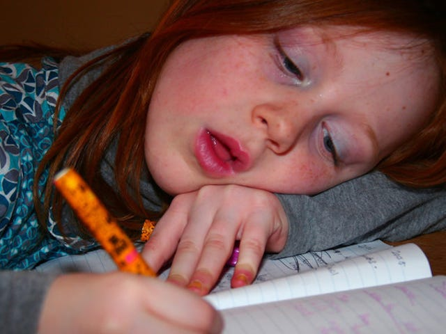 What to Do When Your Kid's Homework Is Too Hard