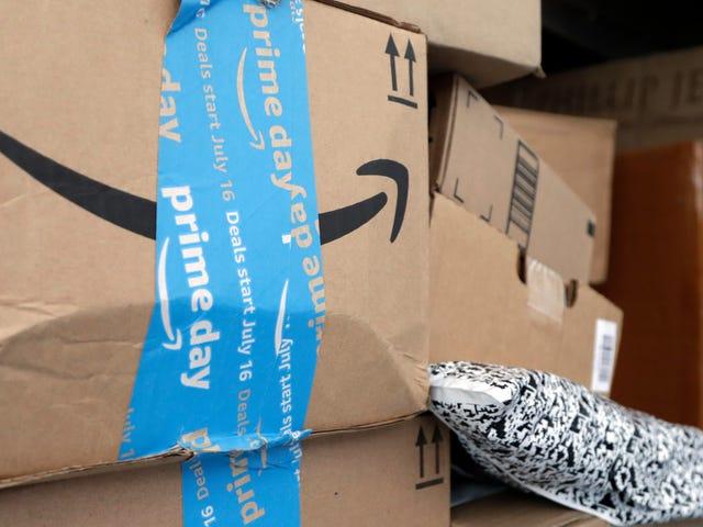 Pare de Reciclar Embalagens Plásticas da Amazon