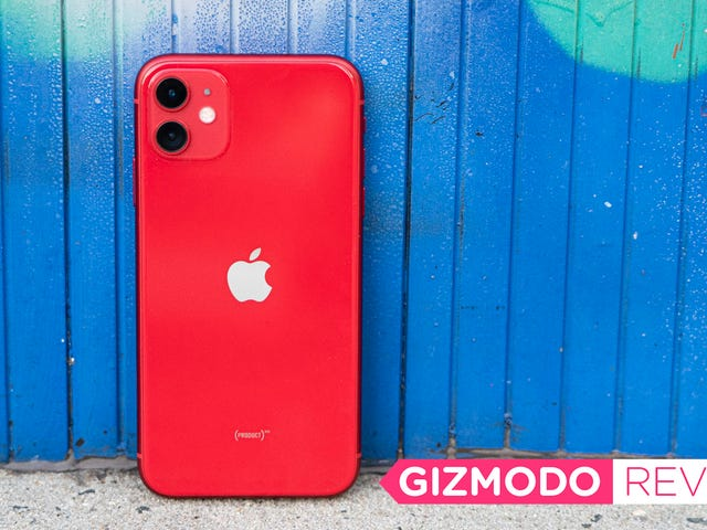El iPhone 11 es legítimamente genial