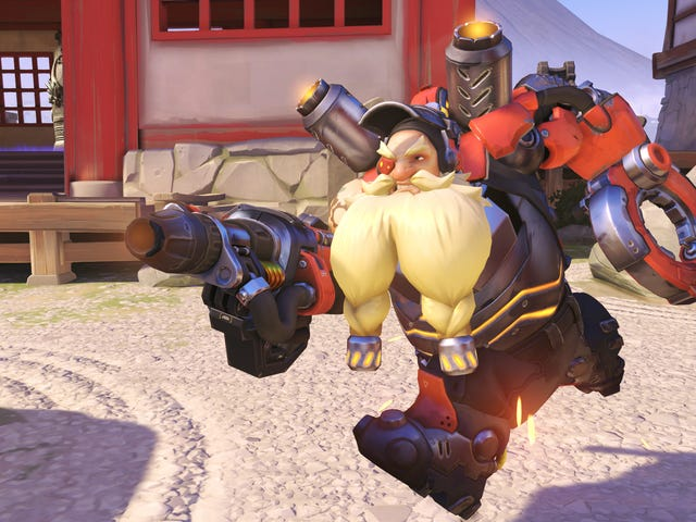 Overwatch Finally Reveals What Torbjorn's Much-needed Overhaul Will Look Like