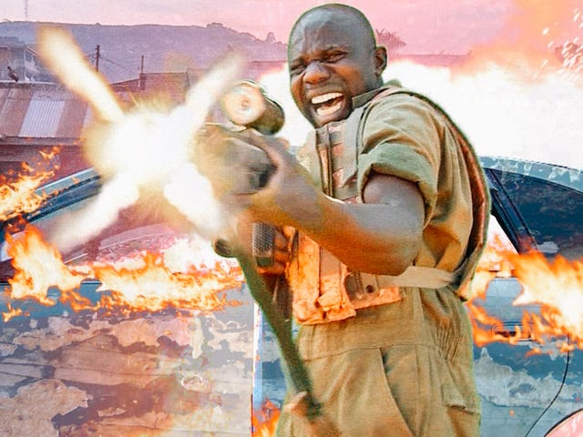 Det afrikanske actionstudio Wakaliwood uden budget er klar til at overtage mainstream