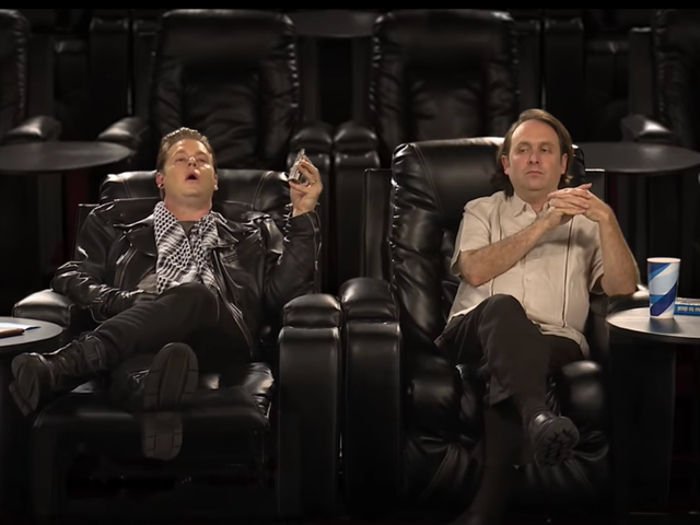 Somebody made an exhaustive chronicle of Tim Heidecker's On Cinema expanded universe