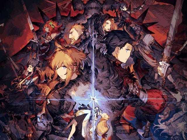 There's A New Final Fantasy Tactics Game Out Today, Sort Of